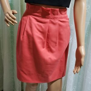 J . Crew new high - waisted skirt size 4